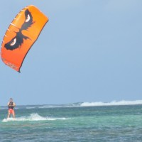 Wainman Maniac quasi neuve 11.5 m² + planche de kite offerte