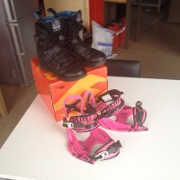 Fixation hyperlite + Boots Marek