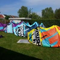 Quiver Zeeko 4 kites 2014 --a partir de 2000€