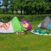 [Kitesurf] Pack complet pour bien débuter (North)