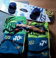 Kite Gear from 2014/2013, perfect conditions, to sell ideally as a package but ok to discuss.