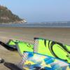 Cabrinha Vector 2014 - 12m en parfait état avec barre // Super bon deal!